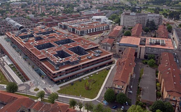 המרכז הרפואי האוניברסיטאי ב-Toulouse