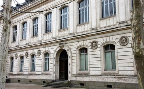 הפקולטה לרפואה ב-Toulouse